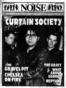 The Curtain Society - The Noise 1996